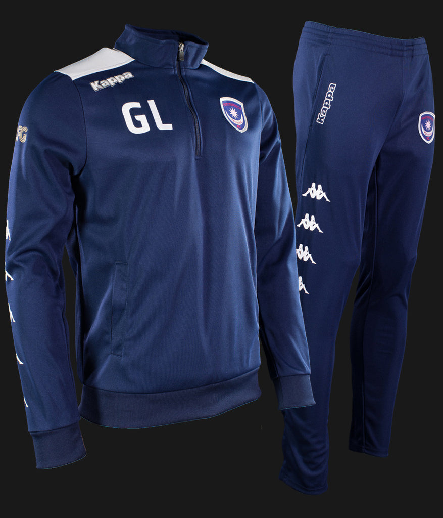 PORTSMOUTH YOUNITED TRAINING TRACKSUIT
