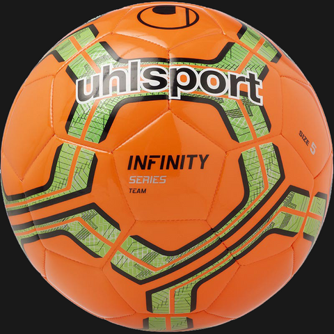 Uhlsport Infinity Training Ball Fluo Red - Size 5