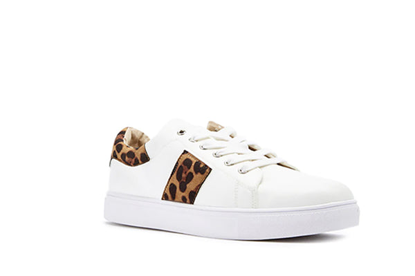 SPEECHLESS WHITE LEOPARD STEPPER