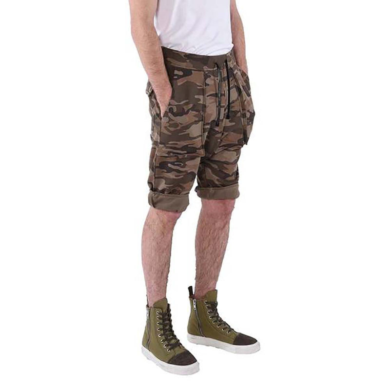 SHADOW SHORTS / CAMO - HIP AND BONE