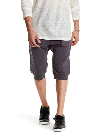 SHADOW SHORTS / BLACK