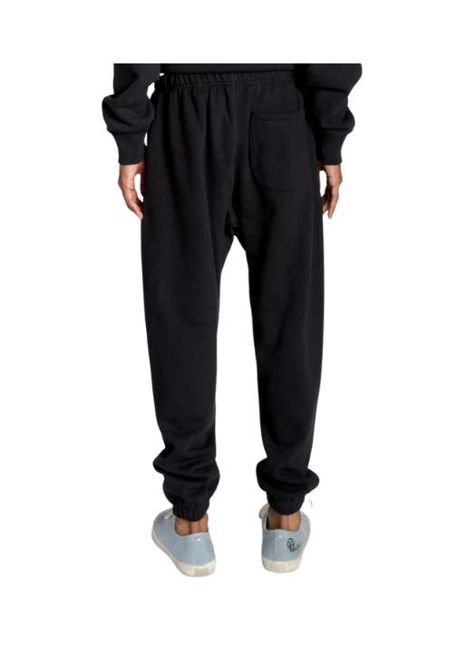 MIND EMBROIDERED CLASSIC JOGGER BLACK