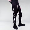 STATIC JOGGER BLACK - HIP AND BONE