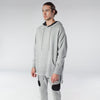 CHAIN HOODIE / GREY - HIP AND BONE