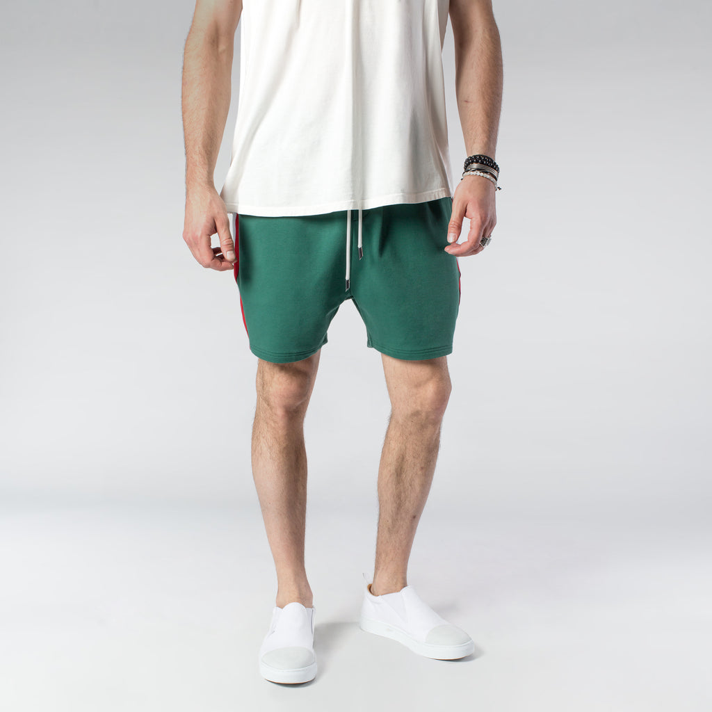 CYCLE SHORTS / GREEN