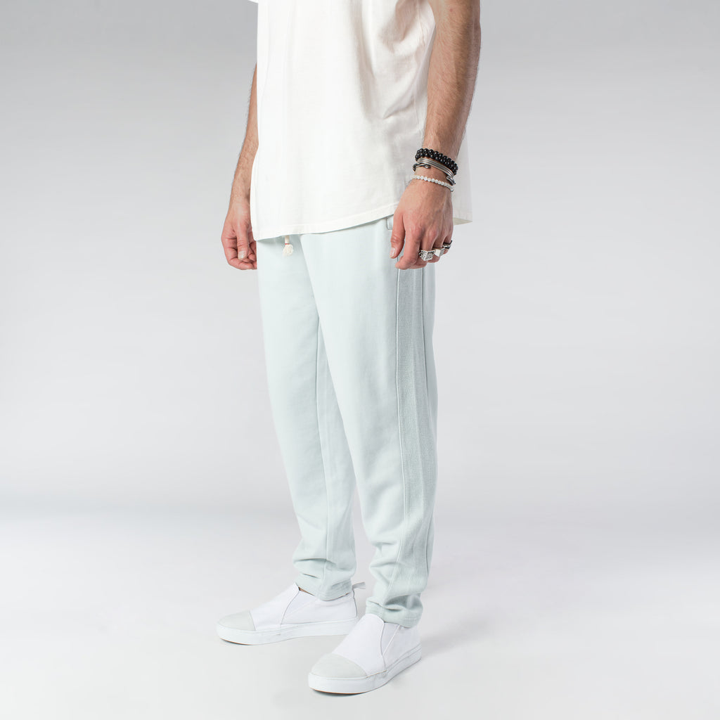 TERRY PASTEL JOGGERS / MINT BLUE