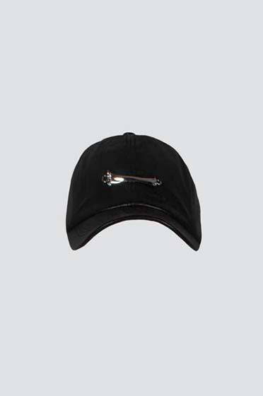 BONES LEATHER CAP - HIP AND BONE