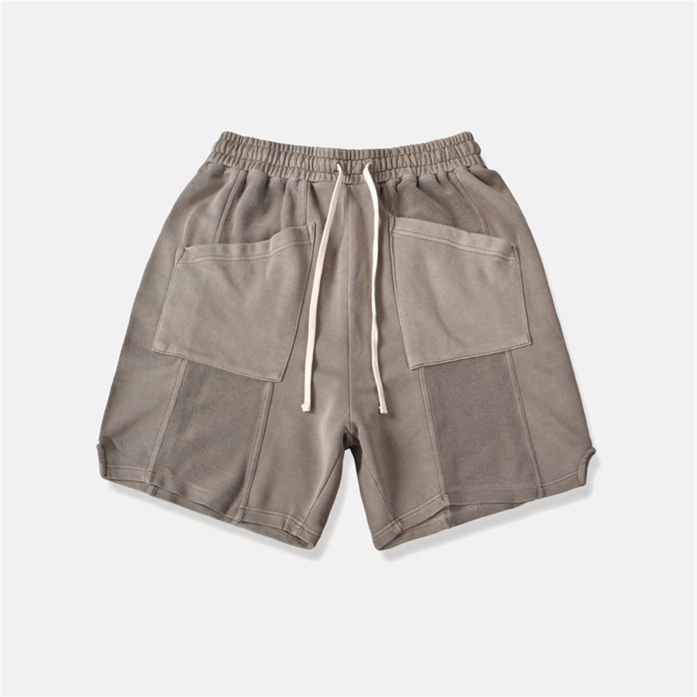 SOFTEST DROP SHORTS EVER PIGMENT SAND - HIP AND BONE