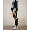 ART PLUG STATIC JOGGERS BLACK