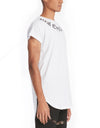 REALIZE SHADOW TEE / WHITE - HIP AND BONE