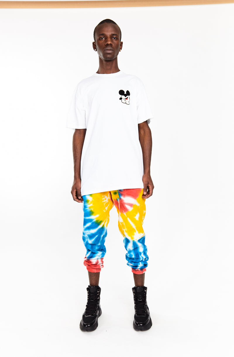 SOFTEST JOGGER EVER MULTICOLOR TIE DYE | Bottoms | HIP AND BONE