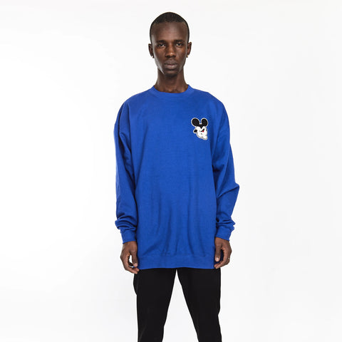 DEAD POLO CREW ROYAL BLUE