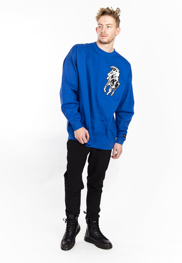 DEAD POLO CREW ROYAL BLUE | Tops | HIP AND BONE