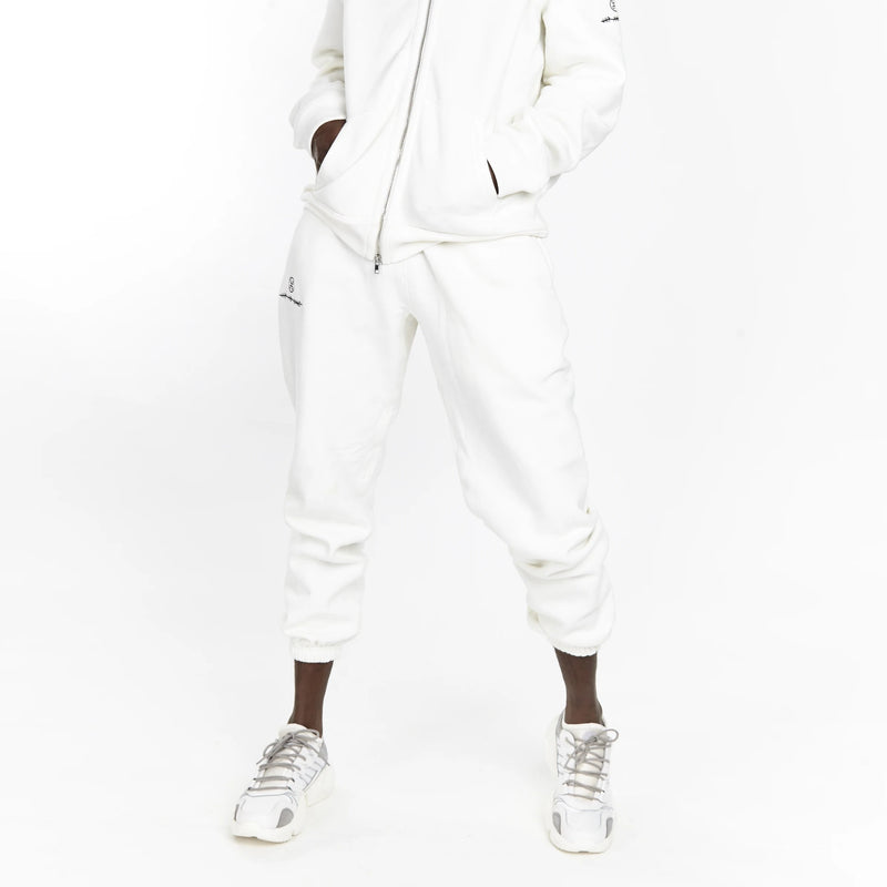 SOFTEST JOGGER EVER ESSENTIALS WHITE - HIP AND BONE