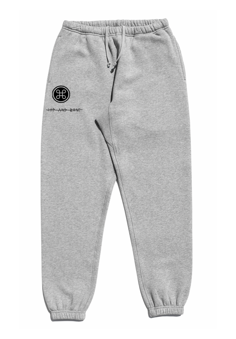 SOFTEST JOGGER EVER ESSENTIALS HEATHER GREY