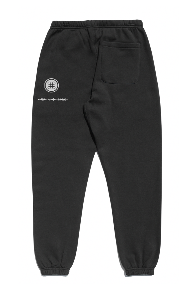 SOFTEST JOGGER EVER ESSENTIALS BLACK