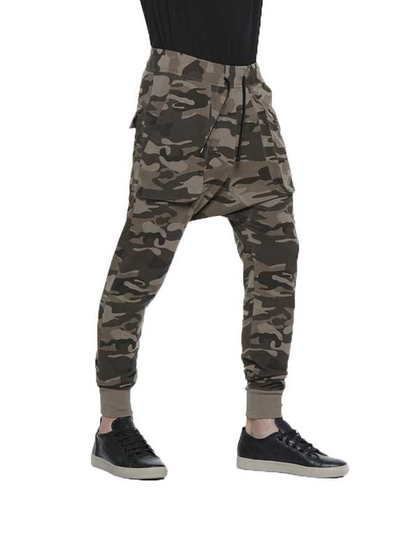 SHADOW JOGGERS CAMO | Bottoms | HIP AND BONE