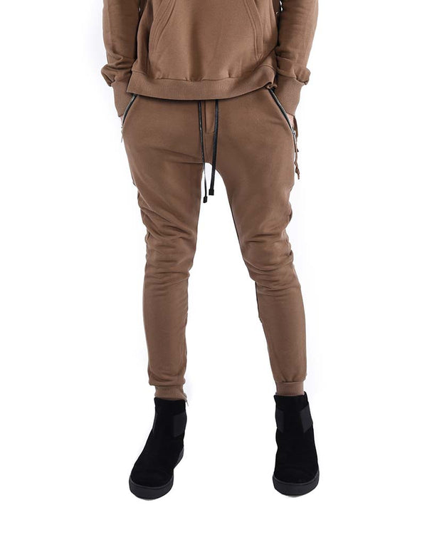 SHADOW JOGGERS / OLIVE GREEN | Bottoms | HIP AND BONE