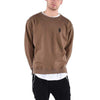 BONE CAGE CREWNECK / OLIVE - HIP AND BONE
