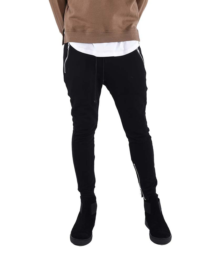 VISION SHADOW JOGGERS / BLACK - HIP AND BONE