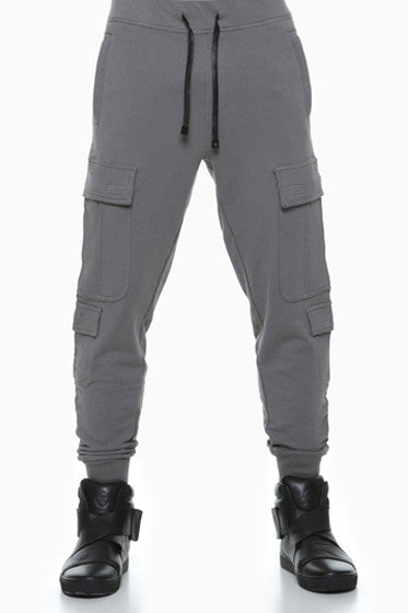 Shanghai Cargo Joggers Charcoal (Comfort Edition)