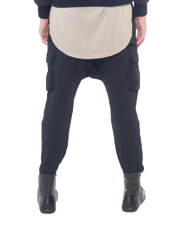 PARACHUTE TROUSERS / BLACK | Bottoms | HIP AND BONE