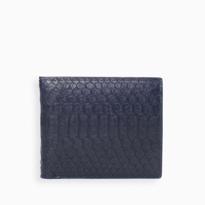 PYTHON WALLET / BLACK | Accessories | HIP AND BONE