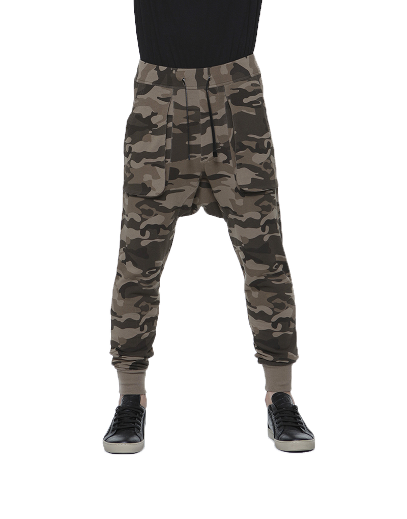 SHADOW JOGGERS CAMO - HIP AND BONE