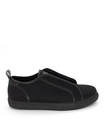 FLY CORE MESH SNEAKER SLIP-ON / BLACK