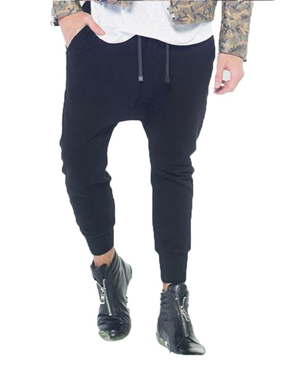 SHADOW JOGGERS / BLACK | Bottoms | HIP AND BONE