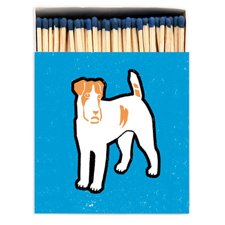Terrier Matches, Matches, Archivist- Mayfair Candle Company