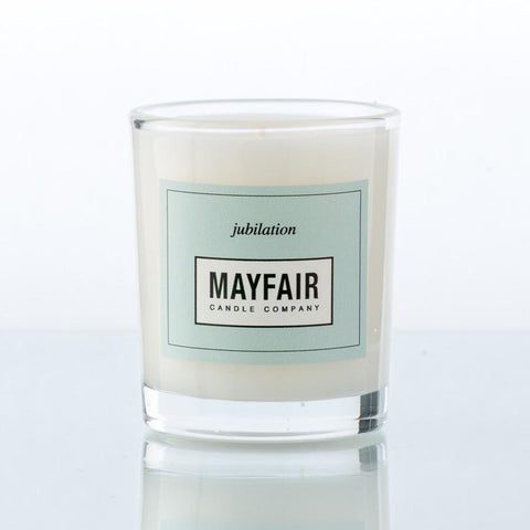 Jubilation 70g Votive - Mayfair Candle Company