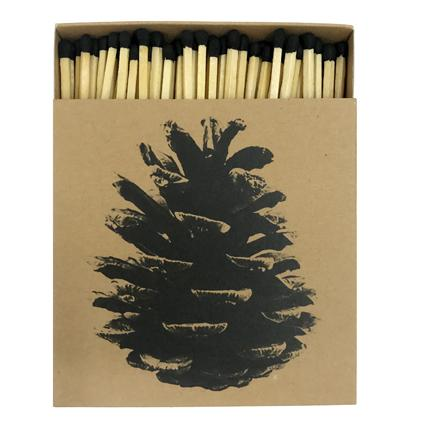 Pinecone Matches - Mayfair Candle Company