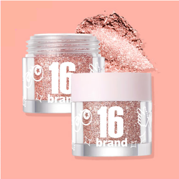 [16Brand] Candy Rock Pearl Powder
