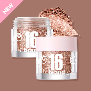 [16Brand] Candy Rock Pearl Powder #crunch candy