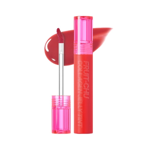 [16Brand] 16 Fruit-Chu Collagen Jelly Tint 02 Peach Jelly