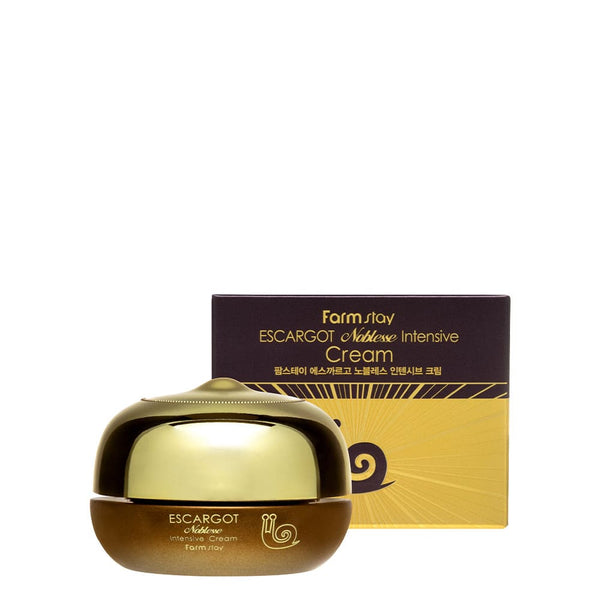 [Farm stay] ESCARGOT NOBLESSE INTENSIVE CREAM 50g