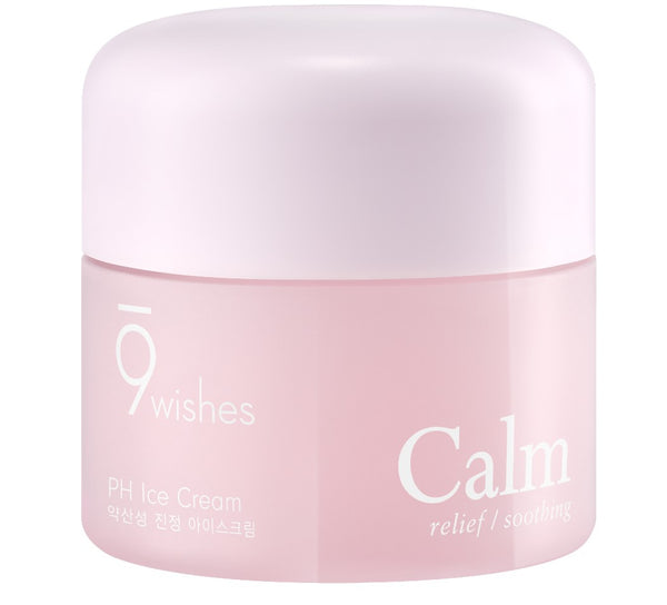 [9Wishes] pH Calm Ice Cream 50ml