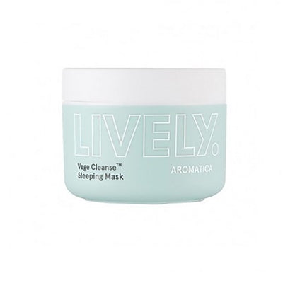 [aromatica] LIVELY Vege Cleanse™ Sleeping Mask 100g