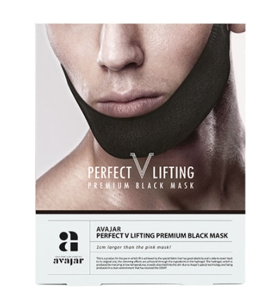 [Avajar] [Avajar] PERFECT V LIFTING PREMIUM BLACK MASK 1EA