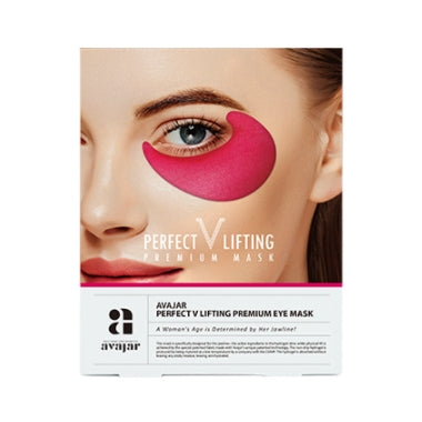 [Avajar] [Avajar] PERFECT V LIFTING PREMIUM EYE MASK 2ea