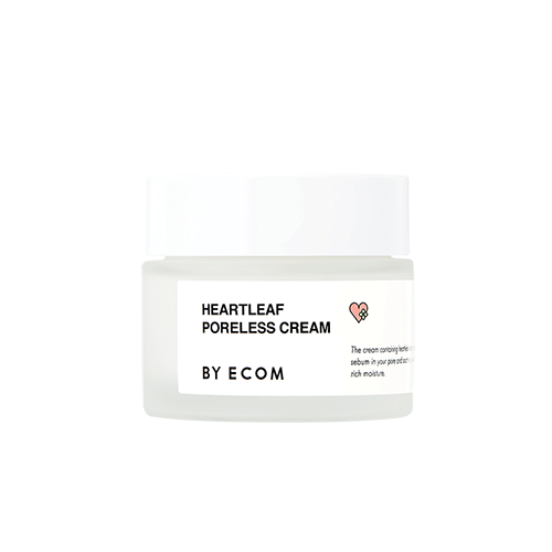 [BY ECOM] Heartleaf poreless cream 50ml