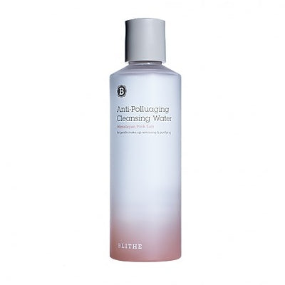 [BLITHE] ANTI POLLUAGING CLEANSING WATER HIMALAYAN PINK SALT