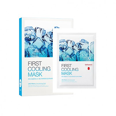 [Cellfusion C] Post Alpha First Cooling Mask*5ea