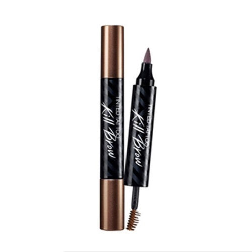 [CLIO] Tinted Tattoo Kill Brow ALL Day 001 Earth Brown