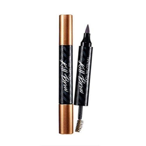 [CLIO] Tinted Tattoo Kill Brow ALL Day 002 Soft Brown