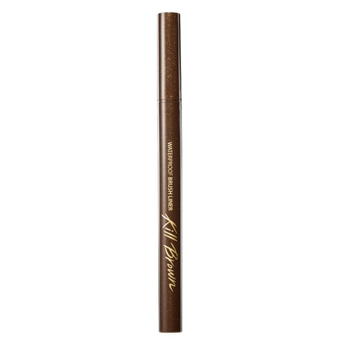 [CLIO] Waterproof Brush Liner #Kill Brown