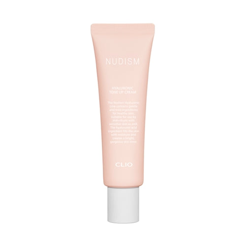 [CLIO] NUDISM Hyaluronic Tone up Cream 50ml