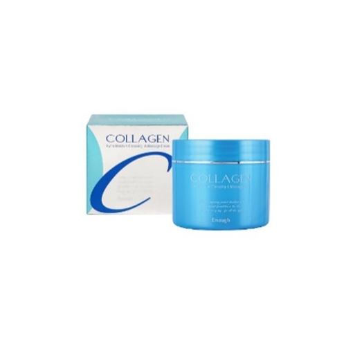 [ENOUGH] Collagen hydro moisture cleansing massage cream