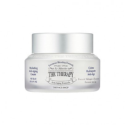 [THEFACESHOP] [THEFACESHOP] The Therapy Hydrating Antiaging Cream